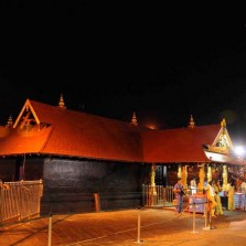 Temple opened for devotees with strict covid restrictions