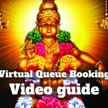 Sabarimala video guide for online booking
